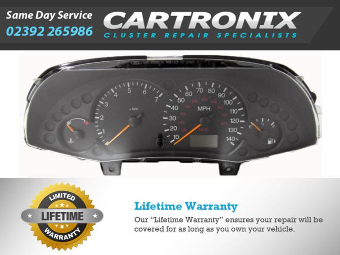 Ford Focus MK1 Dash Cluster Repair Dashboard  Instrument Cluster  Panel Failing Speedometer Repair